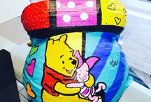 Winnie the Pooh baby shower theme