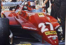 Gilles Villeneuve / Immagini dedicate alla vita e alla carriera di Gilles Villeneuve