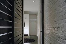 bricks and mortar / Brick ideas for home