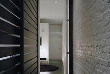 bricks and mortar / Brick ideas for home