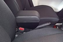 Suzuki armrests and accessories
