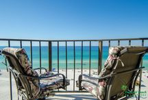 Majestic View-Sunbird 808E, Panama City Beach, FL / Majestic View is a beautiful 1 bedroom, 1 bathroom beachfront vacation rental condo located in Panama City Beach, FL. Emerald Beach Properties, Inc. manages this property for the owner. Call (850) 234-0997 to book today!