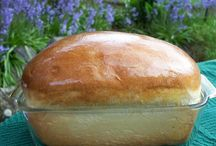 Breads / by Linda Dowling