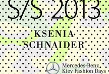 CAMOUFLAGE / Ksenia Schnaider is working with camo prints since SS13 collection. All prints created by Schnaider Anton.