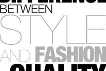 Inspiration; Fashion/Style