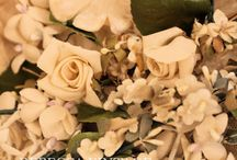 Old Millinery Flowers