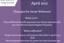 Benefit Changes April 2017 / A number of changes to the benefit system came into effect on 1st April 2017.