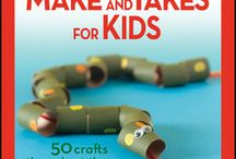 Projects for the kids / by Monica Gonzalez