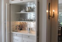 Glamorous cupboards