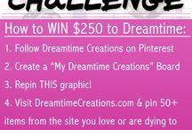 My DreamtimeCreations.com Board / by Jill Duncan-Jack