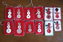 textil karácsony