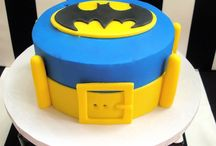 Batman birthday ideas / by Ashley Anderson