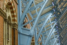 St Pancras | Architecture / Photos of the wonderful features of this Grade I listed building