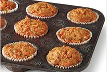 Bread & Muffins - Carrot / Carrot Bread Carrot Muffins