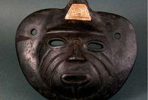 Thaipykkhala  - the museum of Luis Fernando Pacheco Medrano  the ceramica negra (black pottery) of Thaipykkhala (Tiwanaku).