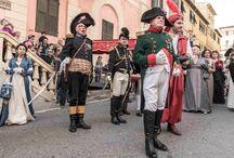 Napoleone all'Isola d'Elba / L'Imperatore dell'Elba che ne cambiò la sua storia ! Testimonianze, rievocazioni storiche e manifestazioni all'Isola d'Elba per celebrare il Bicentenario Napoleonico 1814-2014