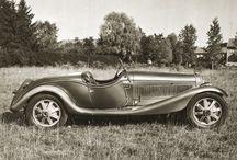 Historical Bugatti Pictures
