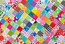 MAKE {Scrappy Quilts} / by Lisa Calle