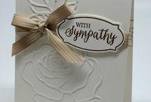 Sympathie/sympathy/thinking of you