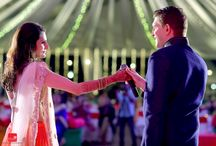 Deepti + Anthony Sangeet / Music and dance speak a universal language! As Cupid basked in the glory of a job well done, Anthony & Deepti kicked off their wedding celebrations with a Sangeet night to break the ice and set the tone for the days to come... Here's a look at the fantastic night
