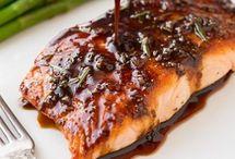 Recipes- Salmon