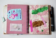 CRAFT - vacation journals