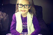 Little girls fashion  / Fall fashion