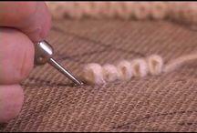 tapices con lana