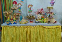 Festa na roça: Aniversário Daiane / Festinha feita com inspirações no Pinterest com tema junino