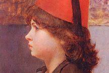 Alfredo Valenzuela Puelma (1856 - 1909) / Art from Chile.