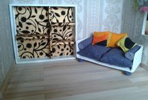 Dollhouse furniture on my own