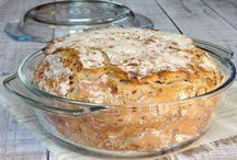 chleb bułki drozdzowki