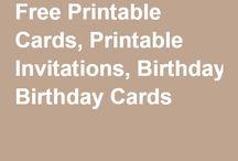 Korttipohjat