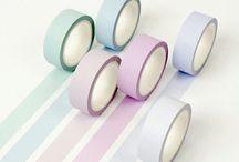 washey tapes