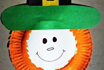 St. Patricks day classroom ideas / by Emily Davis