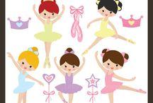 Clip Art - Ballet Dance