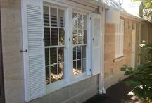 Doors and windows / Gallery of door and window examples