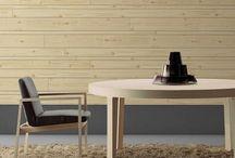 Revestimientos de madera interior. Socios AITIM