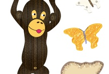 Stickers chambre enfant personnalisables / Demandez-moi les stickers avec lesquels vous souhaitez décorer la chambre de votre enfant !