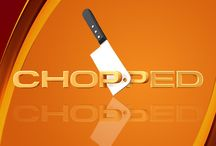 Chopped!! / by Emily Swanner