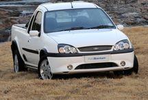 Ford Bantam / The South African Ford Bantam 'Bakkie'