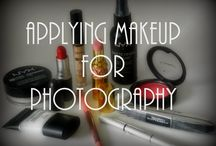 The art of photographic make-up
