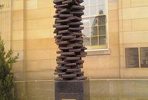Памятники книгам и книжным героям
