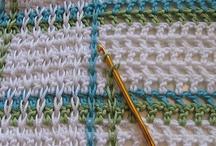 Crochet - techniques