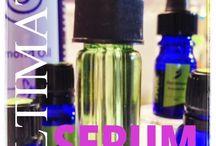 essential oils / by Cheryl Jensen