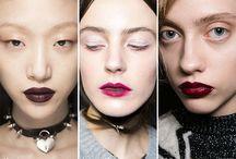 We Love: Raw Skin, Red Lips