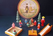 Vintage Toys / Who doesn't love vintage toys..
