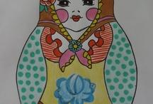 My work / my draws, jewelry, my work