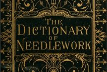 Needlework Resources / Archived vintage needlework books available for free download.