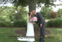 """Eastern Shore Wedding at Harbourtowne / Beautiful summer wedding at Harbourtowne in St. Michaels, Maryland. We got some great drone footage which added to the beauty of this wedding film. Harabourtowne is one of my favorite Eastern Shore wedding venues. (All """"photos"""" are freezes from our video recording.) http://www.phyllismarshvideo.com/"""